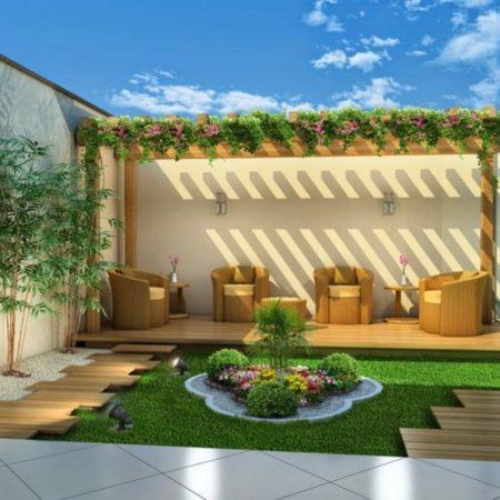 Tendances: décorer votre jardin avec une pergola!