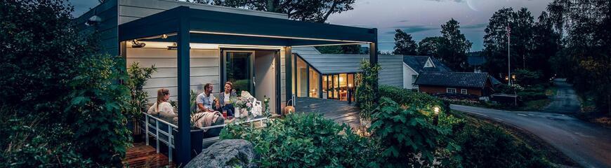 installer pergola terrasse