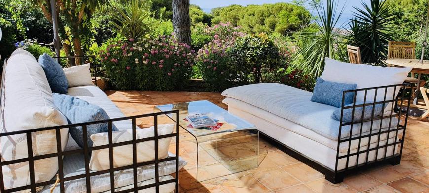 mobilier et meuble jardin provincal