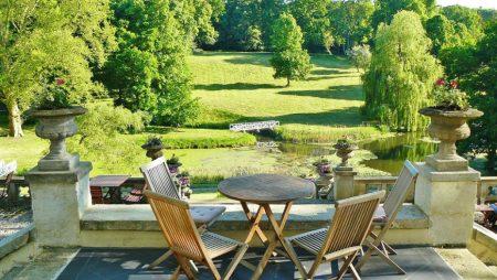 5 idées originales d'ameublement design pour votre jardin