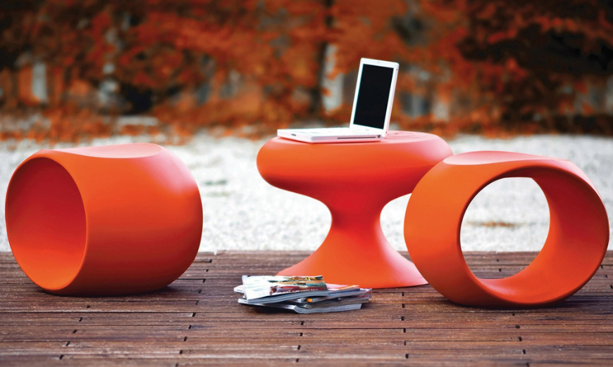 mobilier jardin serralunga