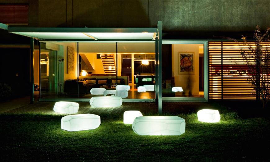 mobilier jardin original et design