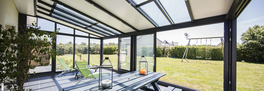 toiture de terrasse utilisable en hiver